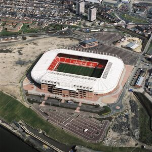 Stadium of Light, Sunderland AFL03_aerofilms_673838