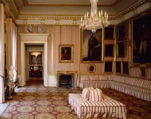 Striped Drawing Room, Apsley House J050011