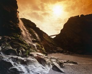 Tintagel Castle K070030