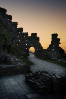 Tintagel Castle N090594
