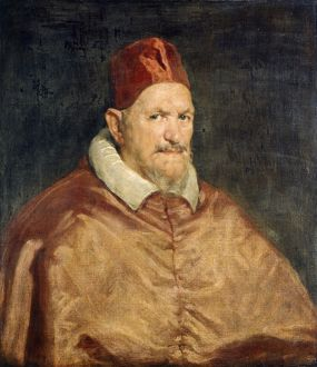Velazquez - Pope Innocent X J040095