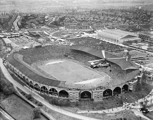 Wembley Cup Final 1935 EPW046905