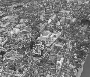 The City of London, August 1957