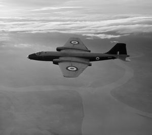 English Electric Canberra B.2
