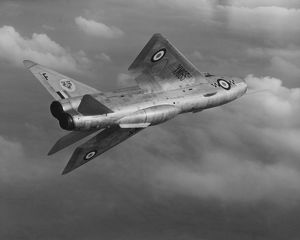 English Electric Lightning F.1