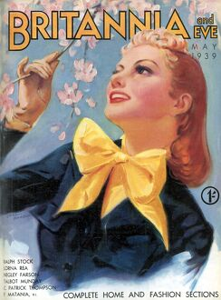 Britannia and Eve cover May 1939