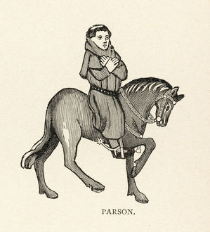 CHAUCER, THE PARSON