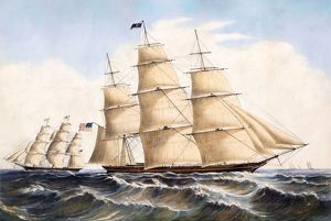 Clipper Ship Contest.