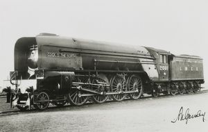 Cock O the North, LNER locomotive
