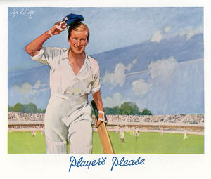CRICKET PLAYER/1929