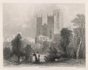 DURHAM/CATHEDRAL 1837
