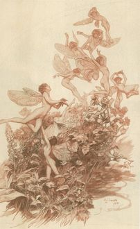 'Fairy Frolic' by G. L. Stampa