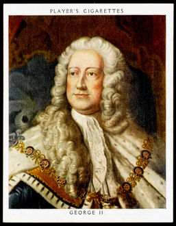 GEORGE II/PLAYERS/38/50