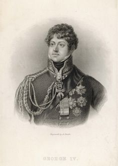 GEORGE IV/ENG HEATH 1858