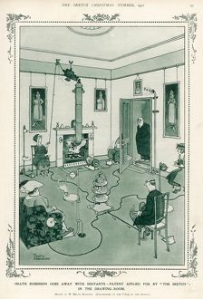 Heath Robinson Drawing Room 2 of 4