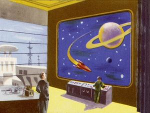 INTERPLANETARY TV