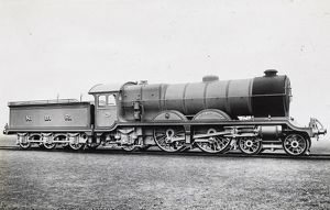 Locomotive no 902 'Highland Chief'