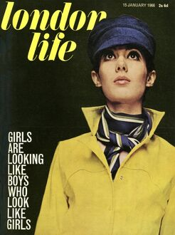 London Life front cover, 1966