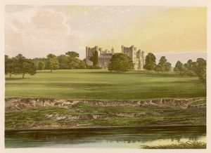 LUMLEY CASTLE/1879