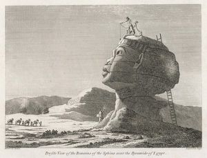 MEASURING THE SPHINX