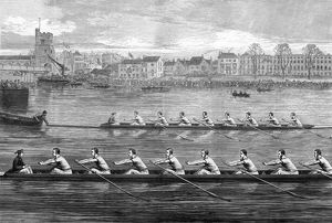 OXFORD VS CAMBRIDGE 1873