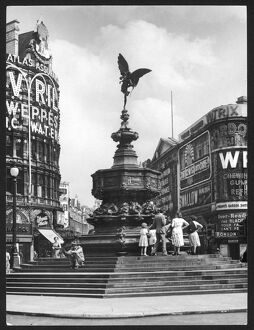 PICCADILLY/EROS 1950S