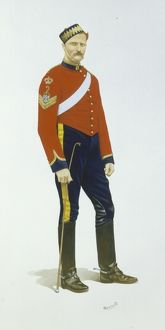 Troop Sergeant Major - Royal Scots Greys