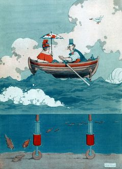 Ultra-Marine by William Heath Robinson