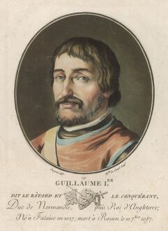 WILLIAM I THE CONQUEROR