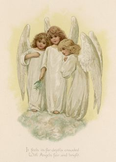 THREE YOUNG ANGELS