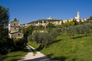 Assisi, UNESCO World Heritage Site