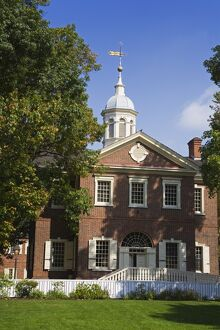 Carpenters' Hall, Independence National Historical Park, Old City District