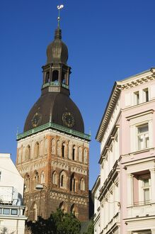 Dome of Evangelical Lutheran Cathedral
