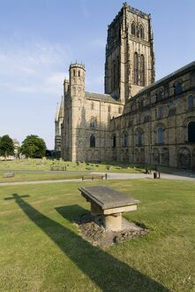 Durham Cathedral, UNESCO World Heritage Site, Durham, County Durham, England