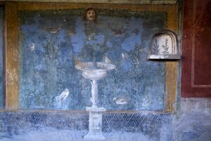Fresco from the House of Venus