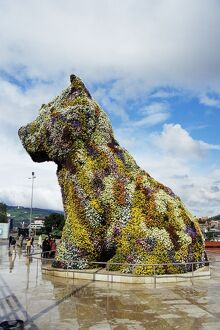 "Jeff Koons ""Puppy"""