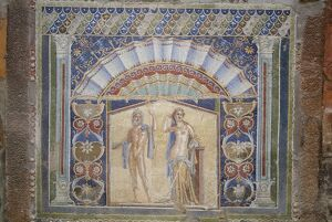 Mosaic from the House of Neptune and Amphitrite