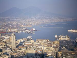 View of Port Vesuvio