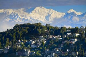 India, West Bengal, Darjeeling and Kanchenjunga