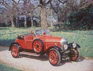 1926 MG Supersports
