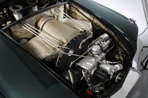 1961 Rover T4 gas turbine car engine