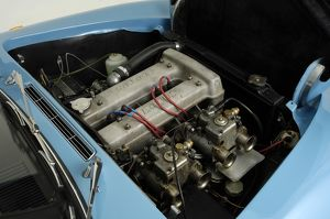 1967 Lotus Elan engine