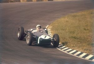 Lotus 18, Stirling Moss