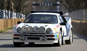 Ford RS200 Britain