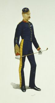 Major of the Royal Scots Greys