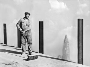 sweeping the empire state bldg