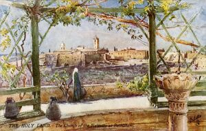 Bethlehem - View of - Bible