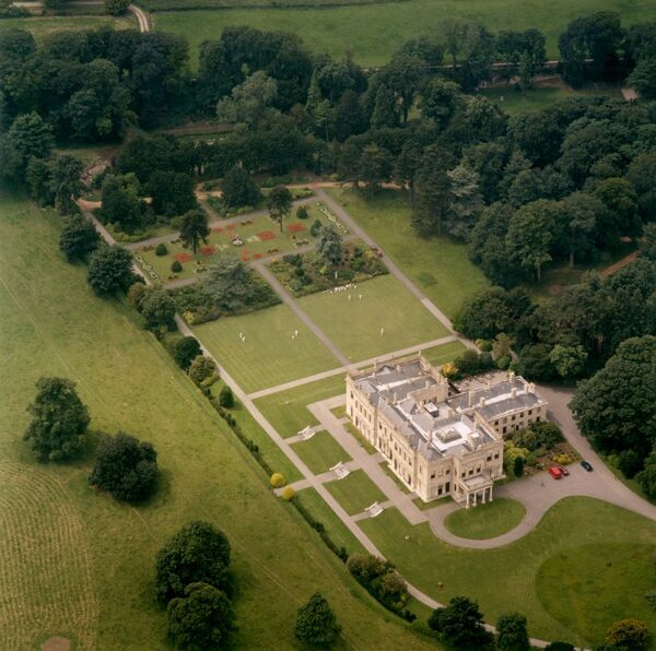 Brodsworth Hall, Brodsworth, South Yorkshire