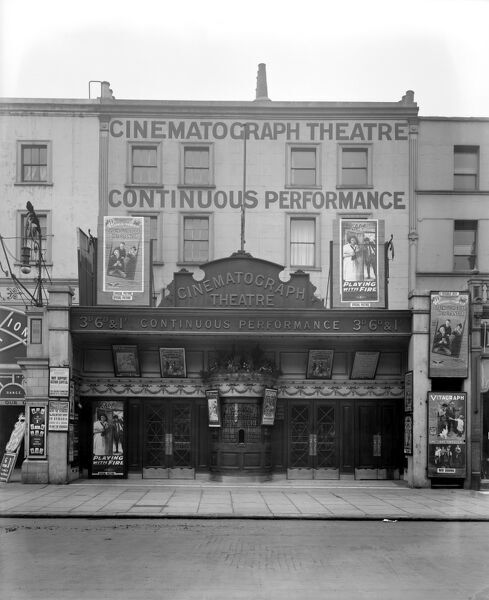 CINEMATOGRAPH THEATRE, 164-66 Edgware Road, Westminster, London