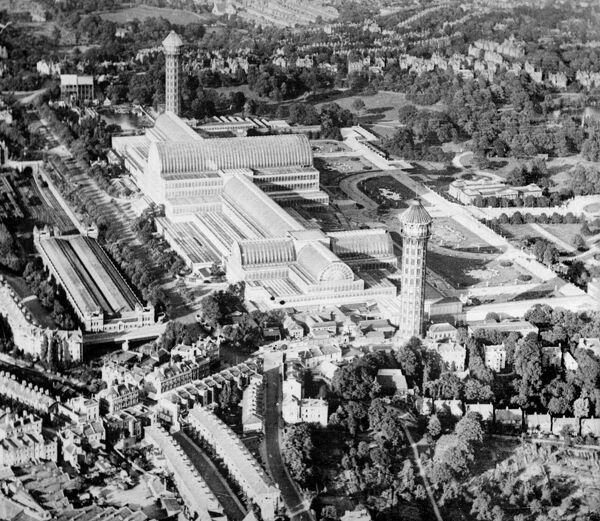 Crystal Palace, Sydenham, Greater London